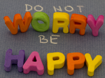 Be Happy Words