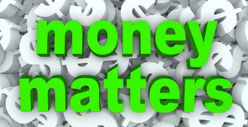 Money Matters Words